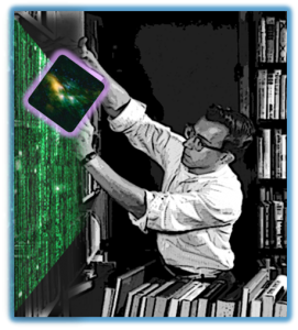 The matrix librarian